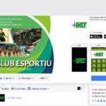 Redes Sociales Club Esportiu INEF Barcelona