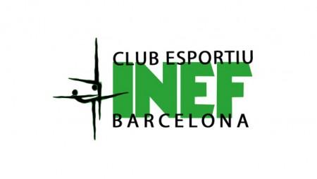 logo club esportiu inef barcelona
