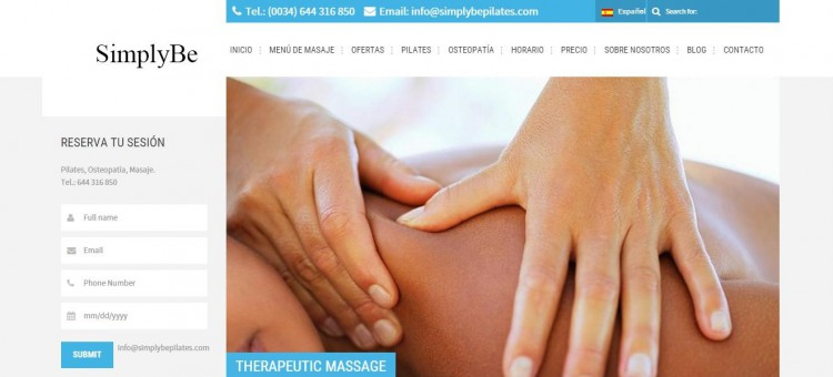 SimplyBeOsteopatia
