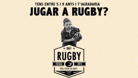 rugby INEF Barcelona